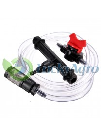 INJECTOR VENTURI FERTILIZARE 1''
